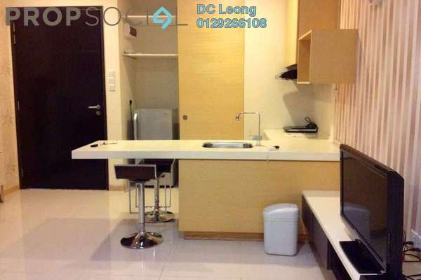 For Sale SoHo/Studio at Pertama Residency, Cheras Freehold Fully Furnished 1R/2B 378k