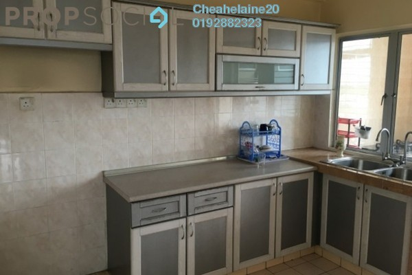 For Sale Apartment at Suria KiPark Damansara, Kepong Freehold Semi Furnished 3R/2B 380k