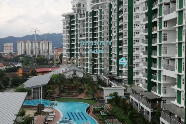 For Sale Condominium at D'Pines, Pandan Indah Freehold Unfurnished 4R/2B 630k