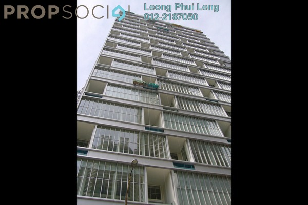 For Rent Condominium at One KL, KLCC Freehold Semi Furnished 4R/3B 15k