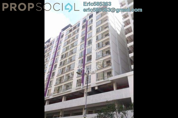 For Rent Apartment at Radius Residence, Selayang Heights Freehold Unfurnished 3R/2B 1.1k