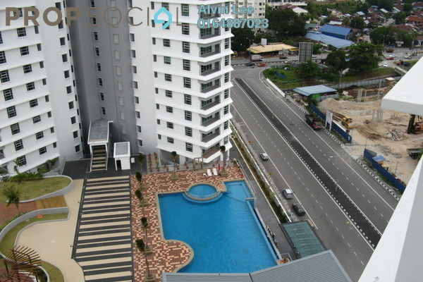 For Sale Condominium at The Brezza, Tanjung Tokong Freehold Fully Furnished 3R/2B 1.1m