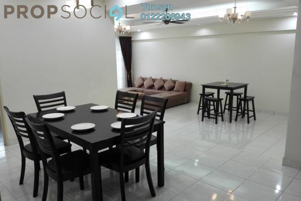 For Rent Condominium at Sterling, Kelana Jaya Freehold Fully Furnished 3R/4B 2.6k