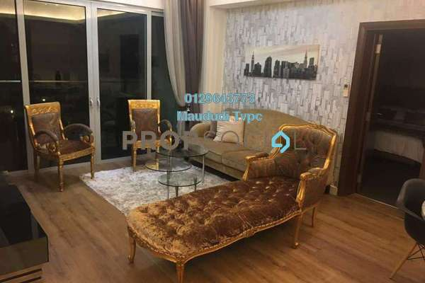 For Sale Condominium at Regalia, Putra Freehold Fully Furnished 2R/3B 850k