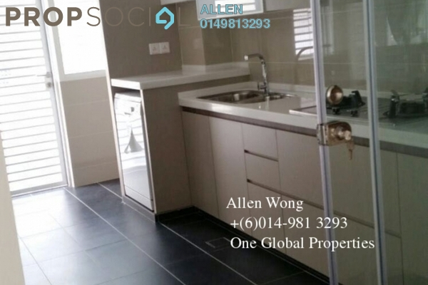 For Rent Semi-Detached at East Ledang, Iskandar Puteri (Nusajaya) Freehold Semi Furnished 4R/5B 5k