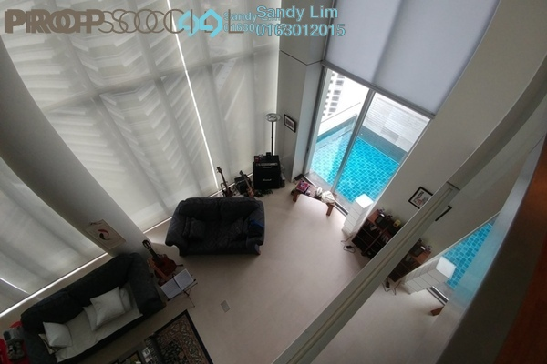 For Rent Duplex at One KL, KLCC Freehold Fully Furnished 3R/3B 13k