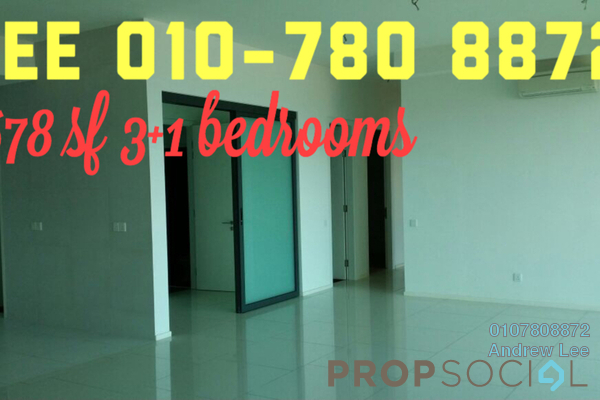 For Sale Condominium at The Treez, Bukit Jalil Freehold Unfurnished 3R/3B 1.31m