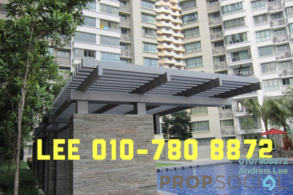 For Sale Condominium at Covillea, Bukit Jalil Freehold Unfurnished 3R/2B 840k