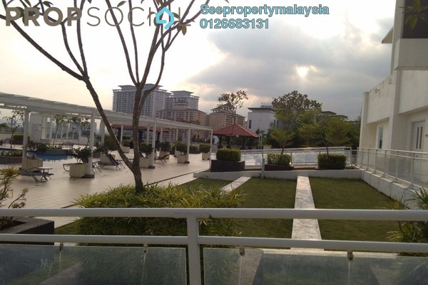 For Sale Condominium at 3 Residen, Melawati Freehold Semi Furnished 4R/3B 810k