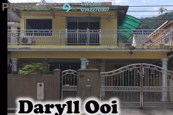 For Rent Semi-Detached at Section 5, Wangsa Maju Freehold Semi Furnished 5R/4B 2.7k