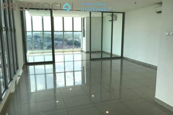 For Sale Condominium at 3 Elements, Bandar Putra Permai Freehold Semi Furnished 1R/2B 460k