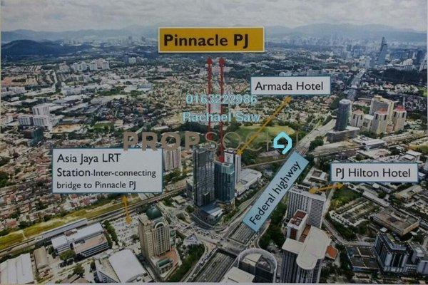 For Rent Office at Pinnacle, Petaling Jaya Freehold Unfurnished 1R/1B 3.23k
