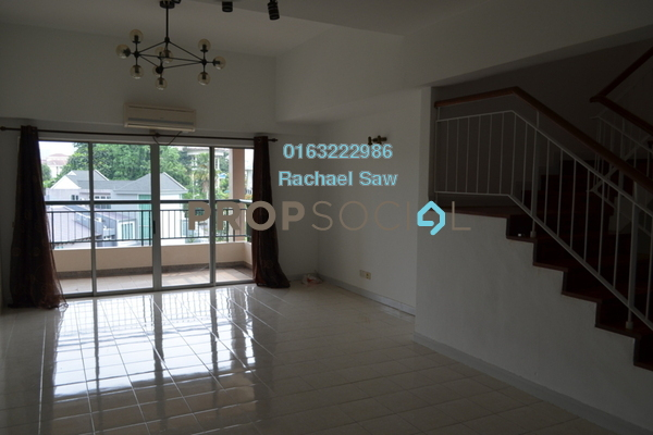 For Rent Condominium at Seri Maya, Setiawangsa Freehold Unfurnished 3R/2B 3.25k