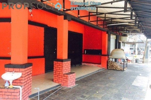 For Rent Shop at Section 7, Petaling Jaya Freehold Unfurnished 0R/0B 9k