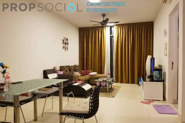 For Rent Condominium at AraGreens Residences, Ara Damansara Freehold Fully Furnished 2R/1B 2.3k