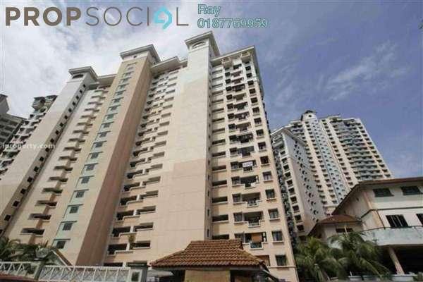 For Rent Condominium at Vista Komanwel, Bukit Jalil Freehold Semi Furnished 2R/3B 1.8k