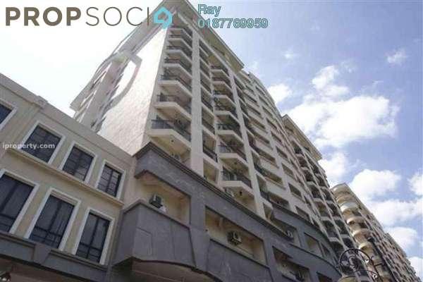 For Rent Condominium at Mayfair, Sri Hartamas Freehold Fully Furnished 1R/1B 1.5k