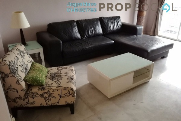 For Rent Condominium at Seputih Permai, Seputeh Freehold Fully Furnished 3R/2B 2.6k