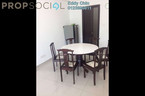For Sale Condominium at Gardenview Residence, Cyberjaya Freehold Semi Furnished 3R/2B 560k