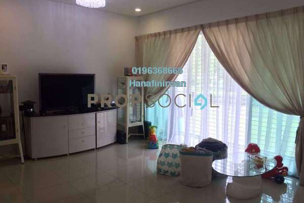 For Rent Townhouse at Sunway Montana, Melawati Freehold Semi Furnished 4R/4B 3.9k