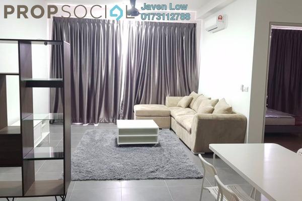 For Sale Condominium at Sentrio Suites, Desa Pandan Freehold Fully Furnished 2R/2B 670k