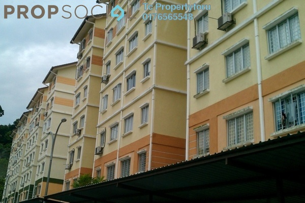 For Rent Apartment at Vista Hatamas, Cheras Freehold Semi Furnished 3R/2B 950translationmissing:en.pricing.unit