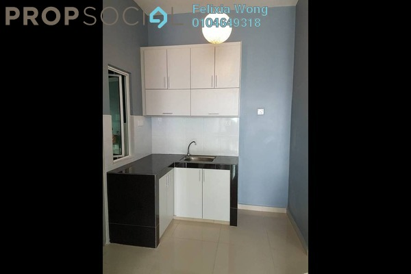 For Rent Condominium at D'Suria Condominium, Ampang Freehold Semi Furnished 3R/2B 1.9k