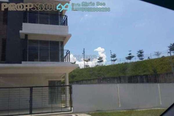 For Sale Terrace at Emerald Garden, Bandar Putera Indah Freehold Fully Furnished 5R/5B 890k