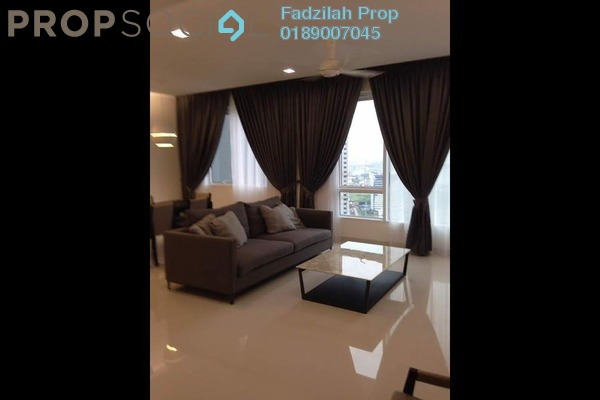For Rent Condominium at Verticas Residensi, Bukit Ceylon Freehold Fully Furnished 2R/2B 6.5k