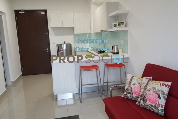 For Sale Serviced Residence at Solstice @ Pan'gaea, Cyberjaya Freehold Fully Furnished 1R/1B 310k