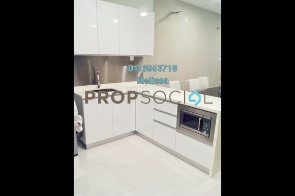 For Rent Condominium at Camellia, Bangsar South Freehold Semi Furnished 4R/2B 4.5k