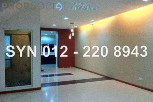 For Sale Terrace at Sunway SPK Damansara, Kepong Freehold Semi Furnished 4R/3B 1.5m