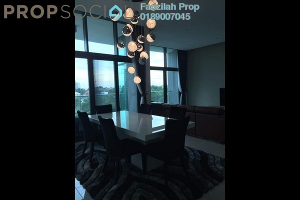 For Rent Condominium at Tropicana Grande, Tropicana Freehold Fully Furnished 4R/4B 7.5k