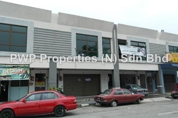 For Rent Shop at Bandar Cyber, Ipoh Leasehold Unfurnished 0R/0B 1.4k