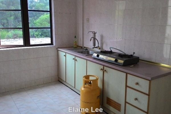 For Rent Condominium at The Rayaria Condominium, Ipoh Leasehold Semi Furnished 3R/2B 1.1k