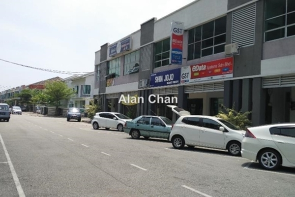 For Rent Shop at East Eden @ Ipoh Garden East, Ipoh Leasehold Unfurnished 0R/0B 1.1k