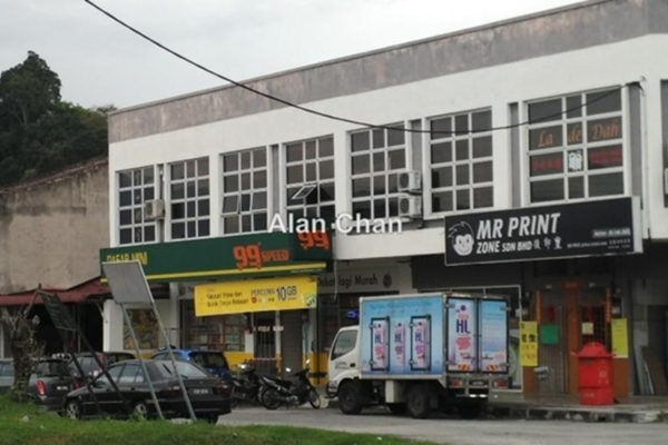 For Rent Office at Taman Bercham Jaya, Ipoh  Unfurnished 0R/0B 500translationmissing:en.pricing.unit