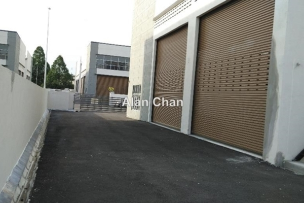 For Rent Factory at IGB International Industrial Park, Ipoh  Unfurnished 0R/0B 2.5k