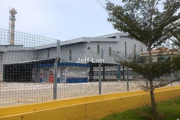 For Sale Factory at Taman Batu Gajah Perdana, Batu Gajah  Unfurnished 0R/0B 7.5m