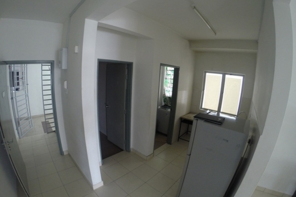 For Sale Condominium at Taman Serdang Jaya, Seri Kembangan Leasehold Semi Furnished 4R/3B 475k