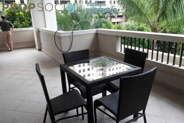 For Rent Duplex at Flora Murni, Mont Kiara Freehold Fully Furnished 3R/4B 7.6k