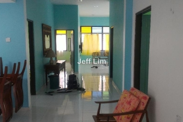 For Sale Bungalow at Taman Mayfair, Ipoh Freehold Unfurnished 6R/2B 570k