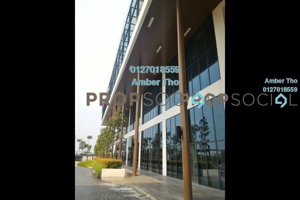 For Rent Condominium at The Place, Cyberjaya Freehold Fully Furnished 3R/1B 1.39k