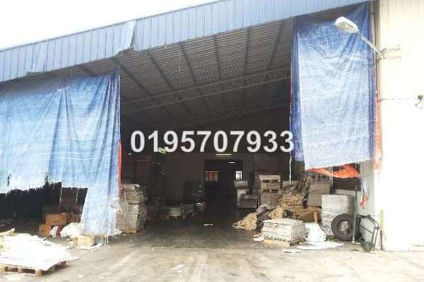 For Rent Factory at Kawasan Perindustrian Pengkalan, Ipoh  Unfurnished 0R/0B 7k
