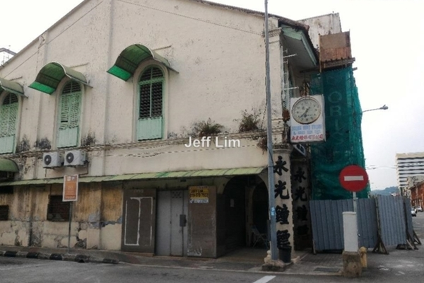 For Rent Office at Ipoh Old Town, Ipoh  Unfurnished 0R/0B 2.6k
