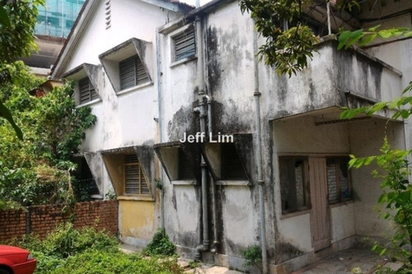 For Rent Bungalow at Kampung Jawa, Ipoh Leasehold Unfurnished 0R/0B 2k