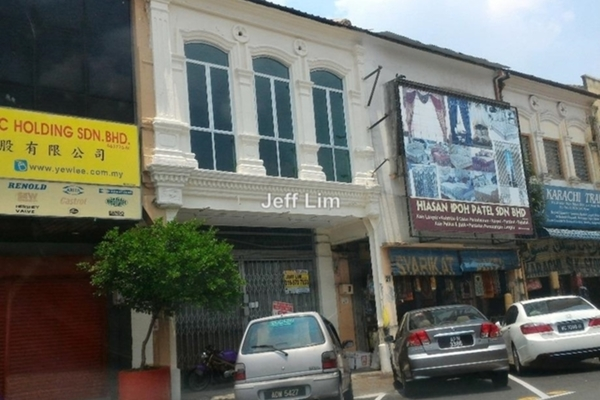 For Rent Shop at Ipoh Old Town, Ipoh  Unfurnished 0R/0B 2.2k