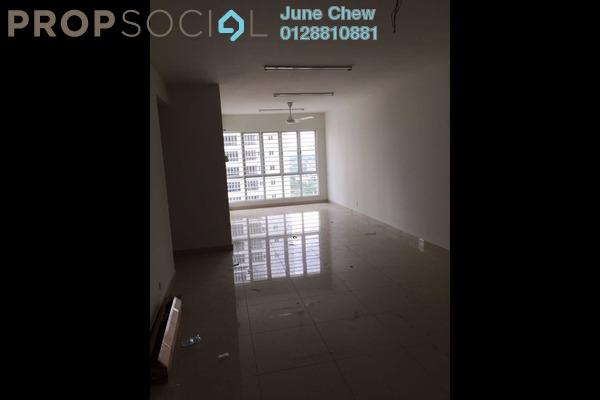 For Rent Condominium at Maxim Citilights, Sentul Freehold Semi Furnished 3R/2B 1.5k