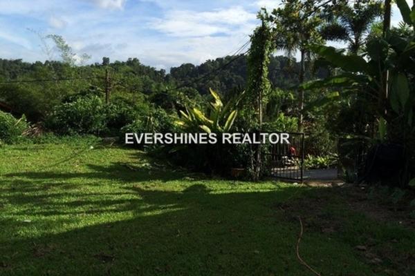 For Sale Land at Kemensah Heights, Kemensah Freehold Unfurnished 0R/0B 4.95m