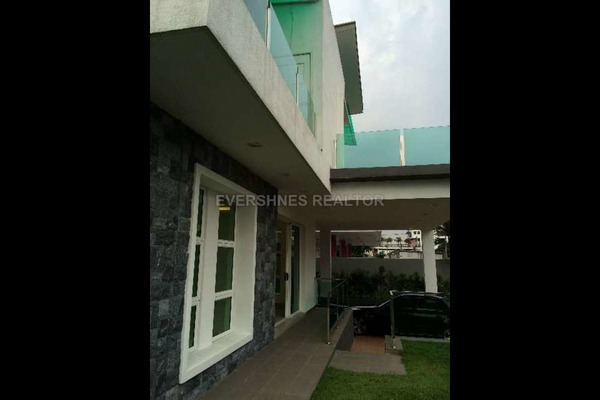 For Sale Bungalow at SS1, Petaling Jaya Freehold Semi Furnished 7R/8B 2.3m